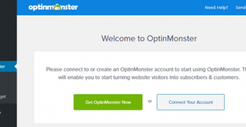 Connect OptinMonster Account